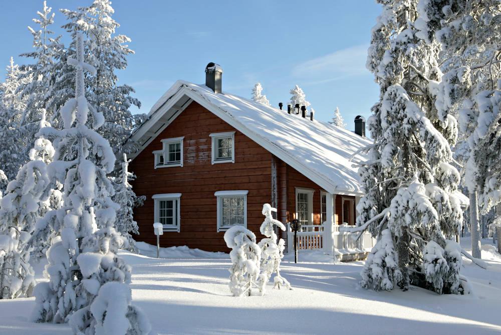 New Year in Rovaniemi
