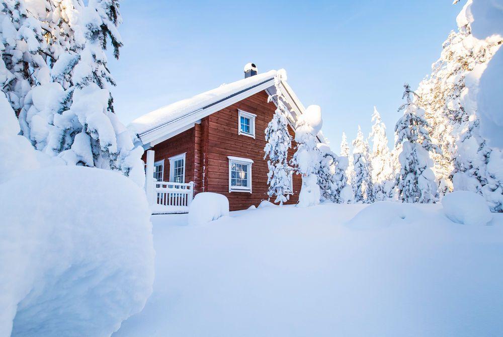 Ounasvaaran Lakituvat, Rovaniemi, Finnish Lapland