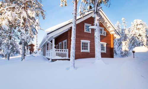 Rovaniemi Cabin Break