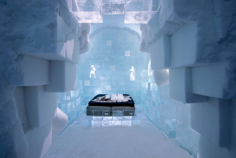 Out of the Box, Art Suite, ICEHOTEL 365