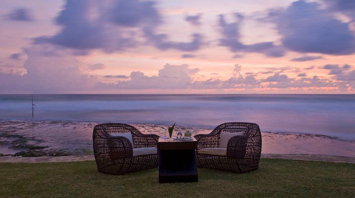 Outdoor Dining, The Fortress Resort and Spa, Galle