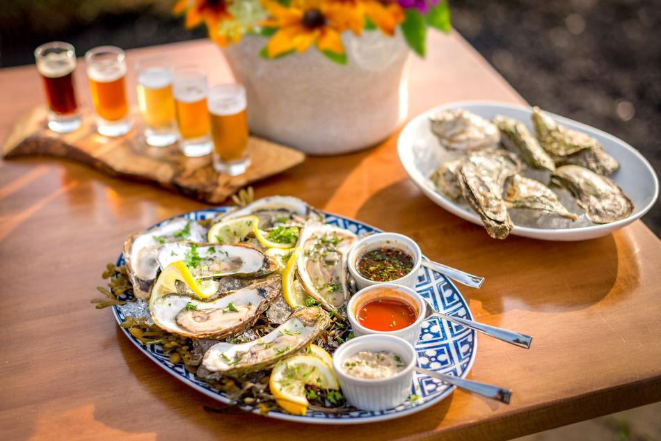 Nova Scotia Oysters