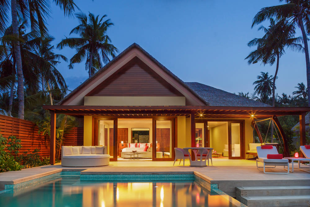 Beach Suite at Niyama Private Islands Maldives