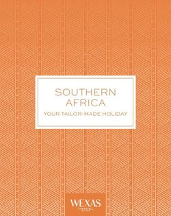 Southern Africa cover