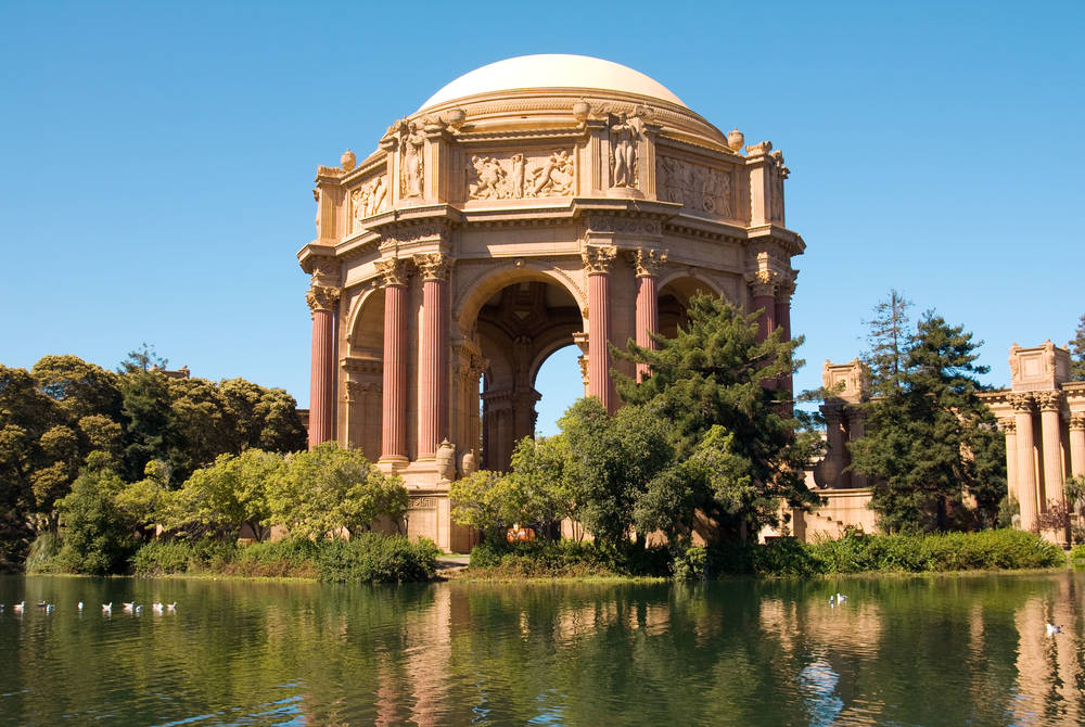 Palace of Fine Arts Theatre, San Fransisco, California