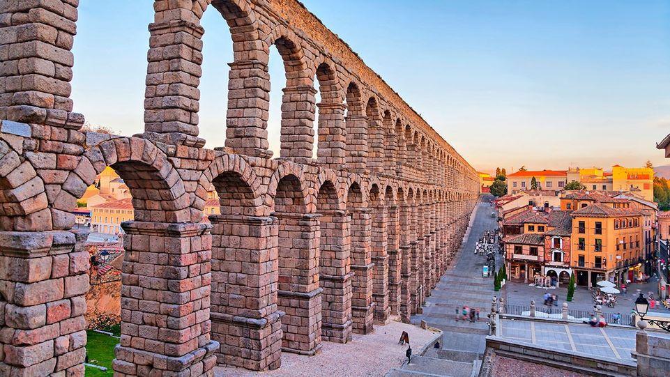 Palacio San Facundo, Segovia