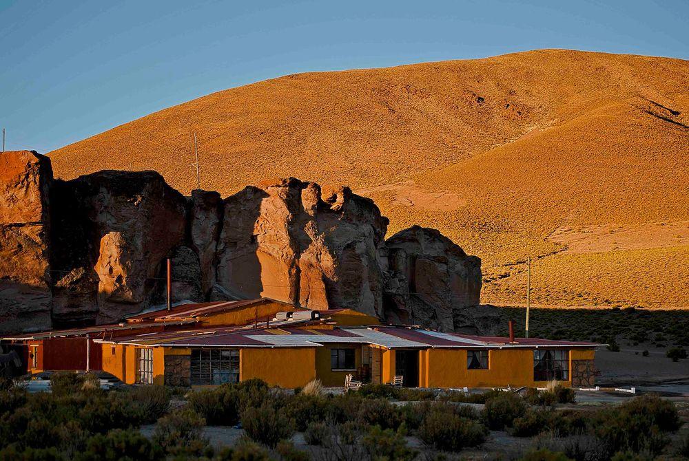 Palacio del Sal, Uyuni