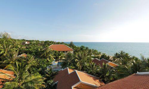 Panorama, Palms, La Veranda Resort, Vietnam