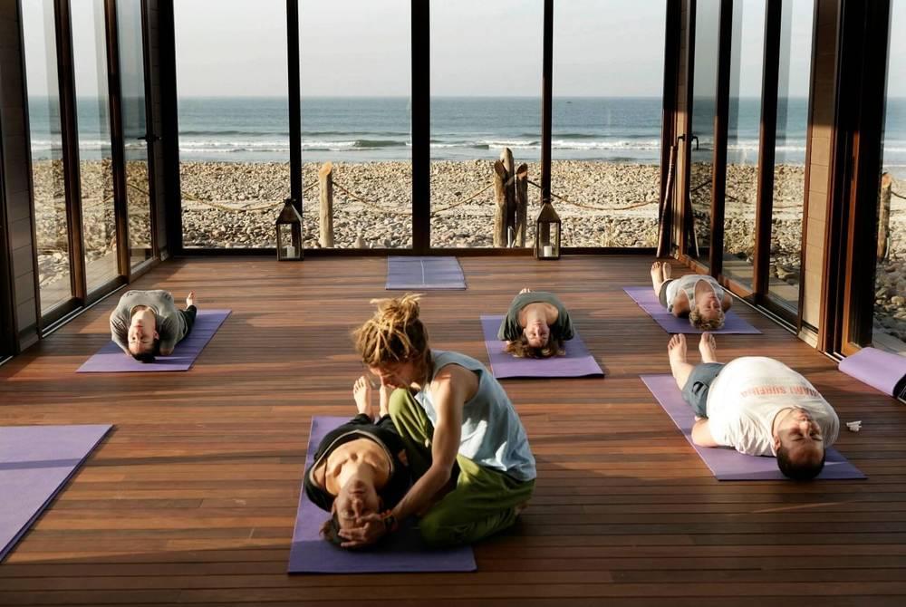 Yoga, Paradis Plage