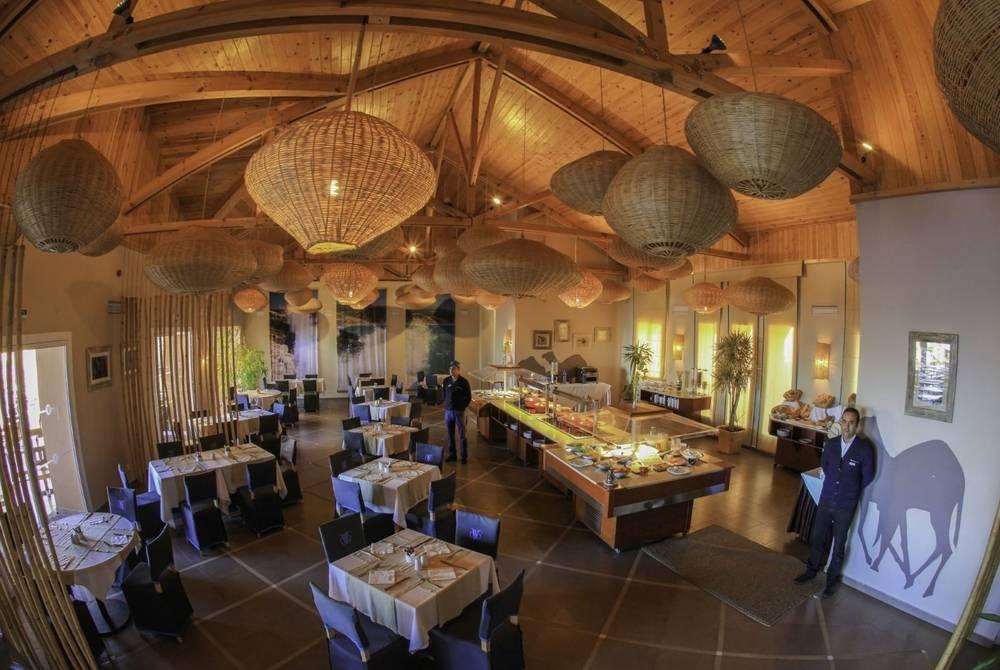 Restaurant, Paradis Plage