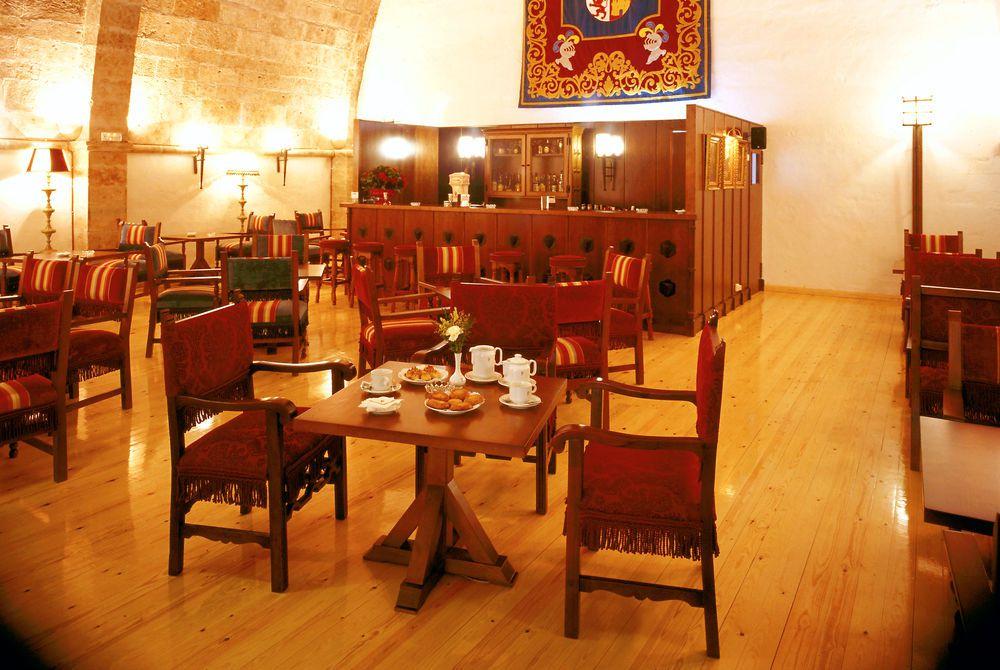 Dining, Parador de Cuidad Rodrigo, Salamanca