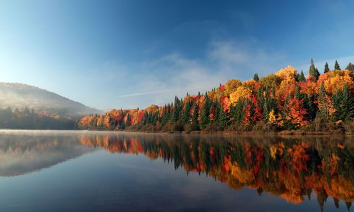 Parc National, Mont Tremblant