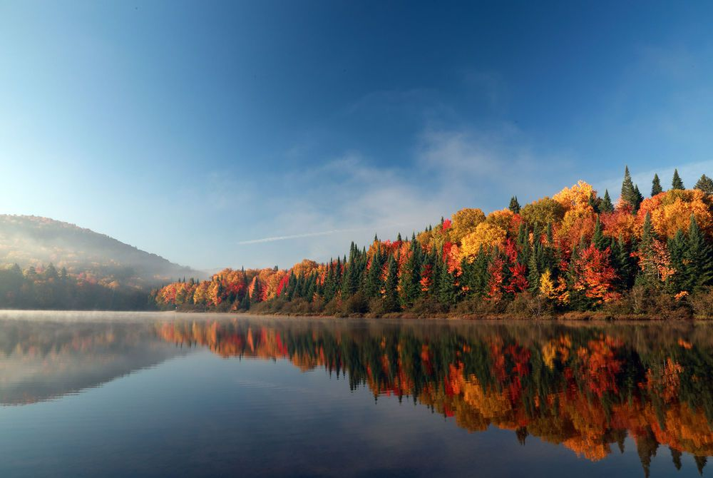 Parc National Mont Tremblant