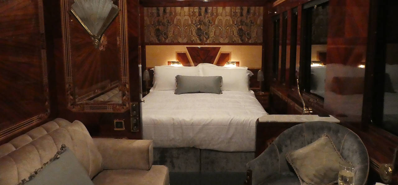 Paris Grand Suite, Venice Simplon-Orient-Express