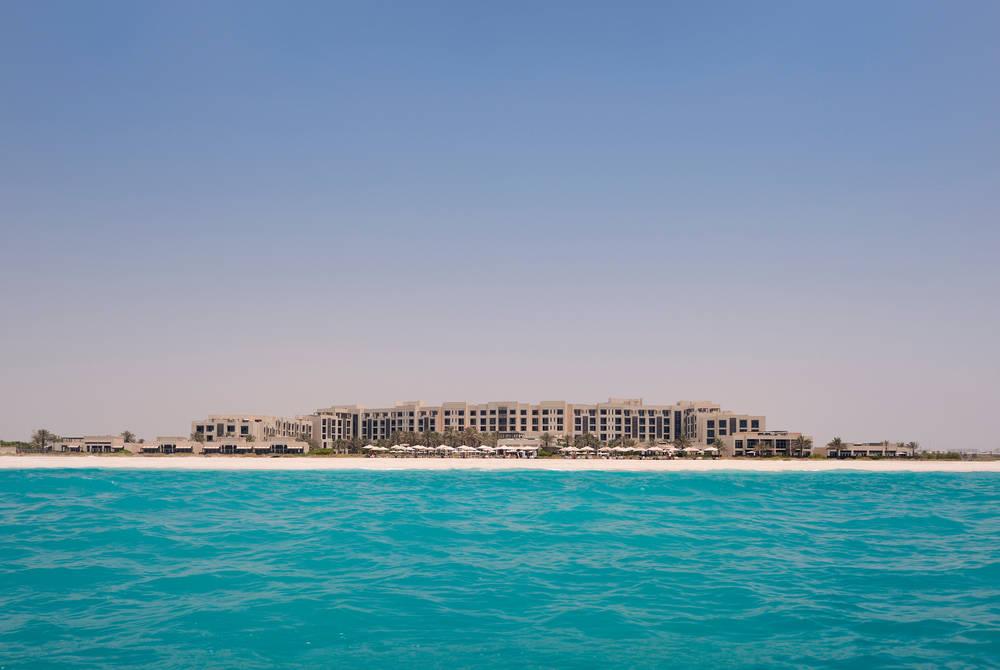 Exterior, Park Hyatt Abu Dhabi