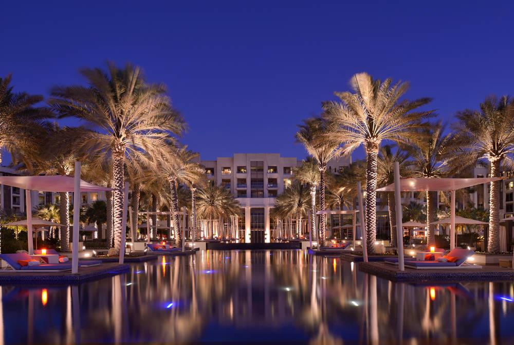 Pool, Park Hyatt Abu Dhabi