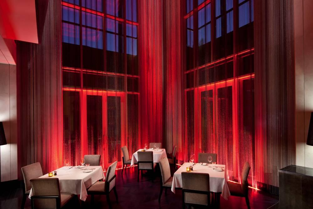 Restaurant, Park Hyatt Abu Dhabi