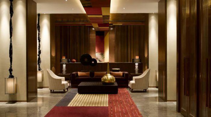 Lobby, Hyatt Amritsar