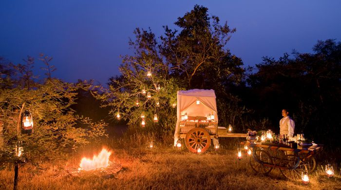 Jungle Picnic Dinner Option, Pashan Garh