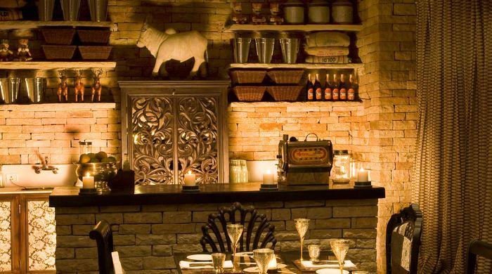 Dining Room, Pashan Garh