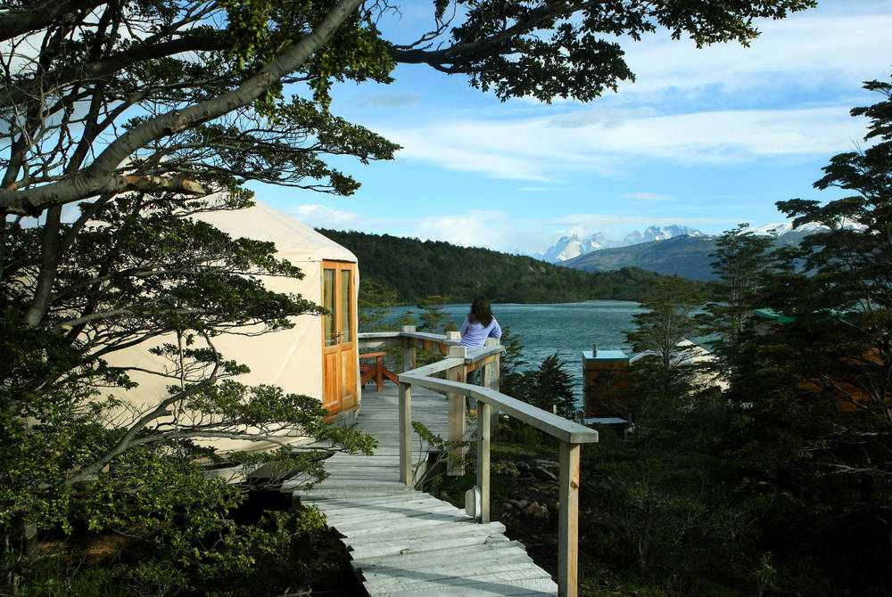 Yurt, Patagonia Camp, Torres del Paine