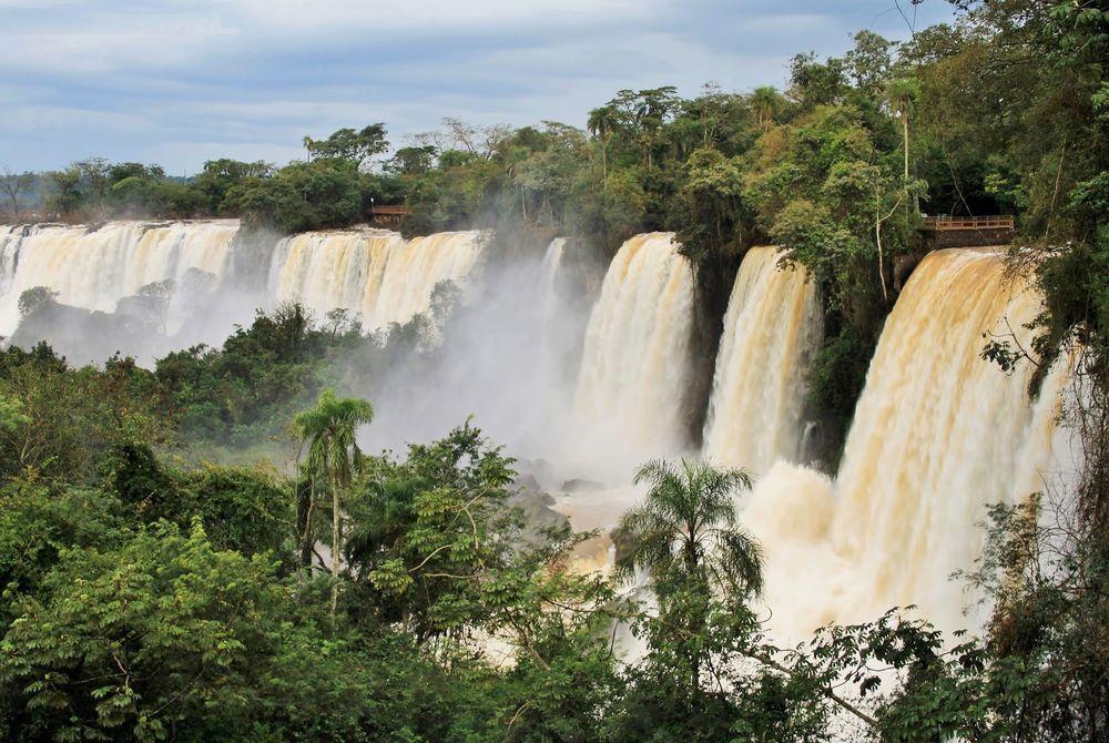 Patrick - Argentina - Iguazú Falls