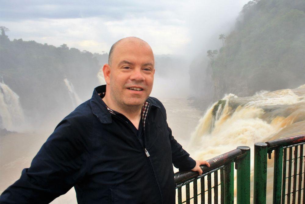 Patrick - Brazil - Iguassu Falls