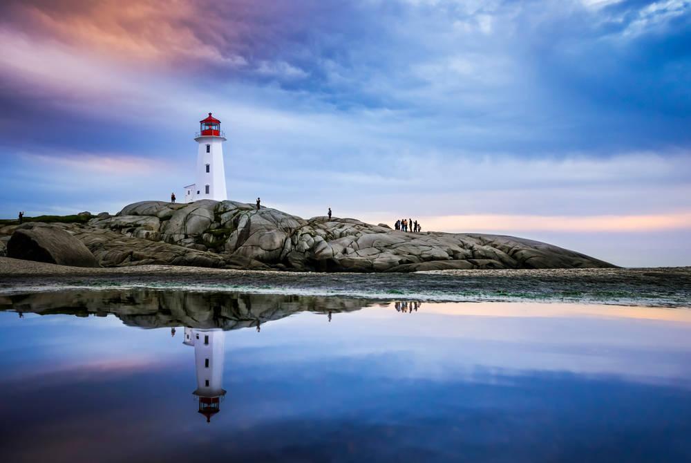 Peggy's Cove Lighthouse, Halifax, Nova Scotia