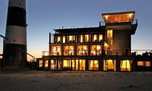 Pelican Point Lodge, Walvis Bay
