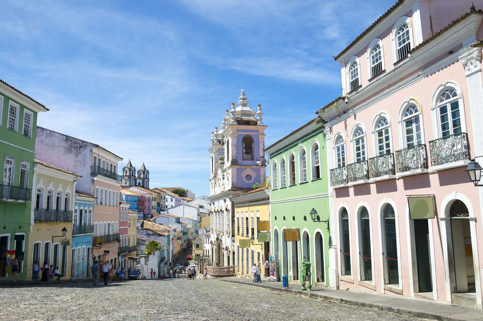 Pelourinho (Historic Centre), Salvador