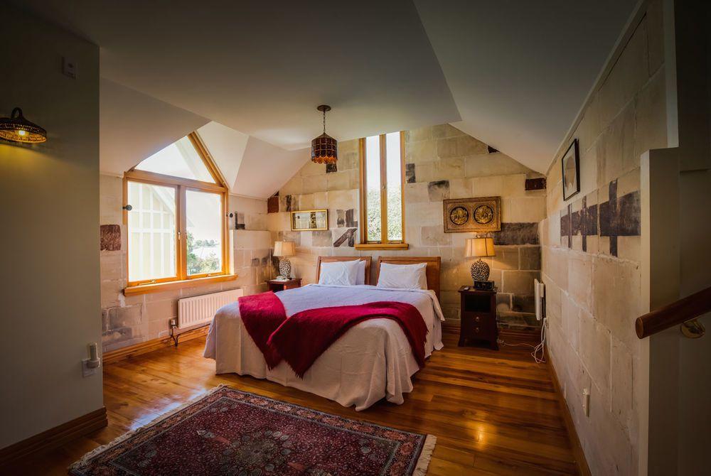 Pen-y-Bryn Lodge Nest room, New Zealand