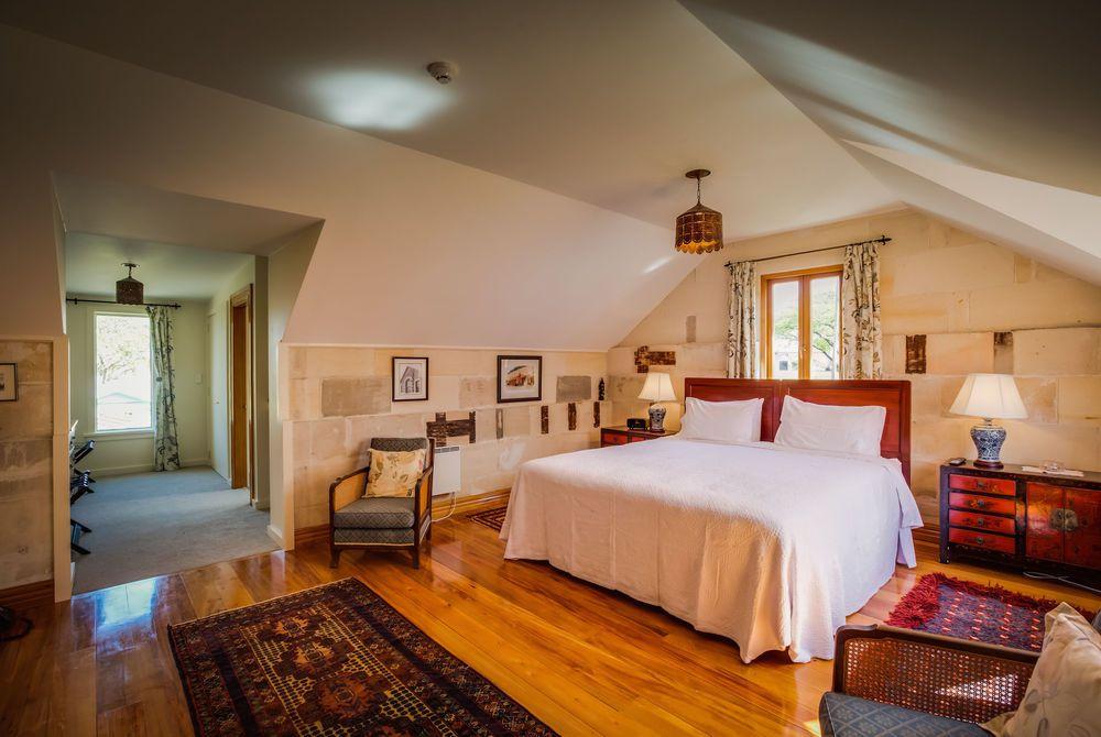 Pen-y-Bryn Lodge room, New Zealand