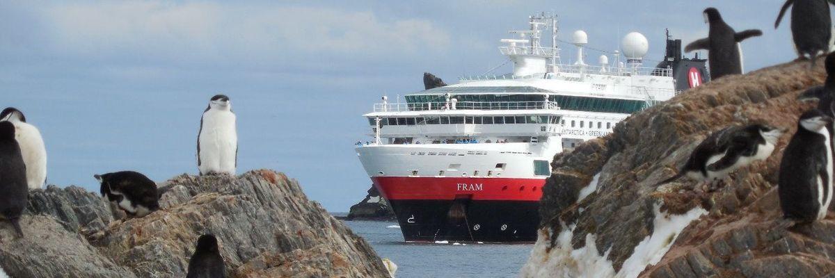 Meet Hurtigruten Expedition Leader Fiona Jobling