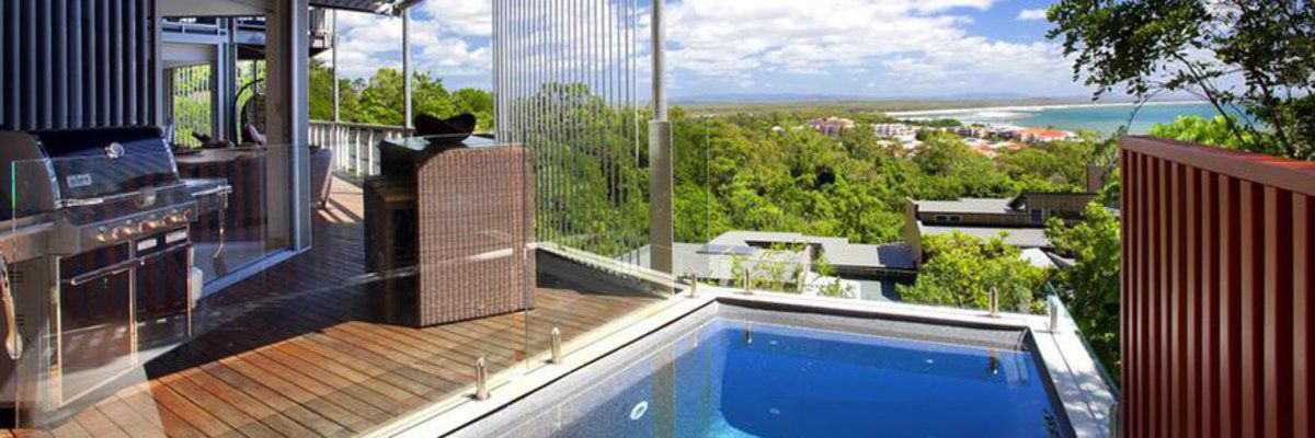 Deluxe Villa Plunge Pool