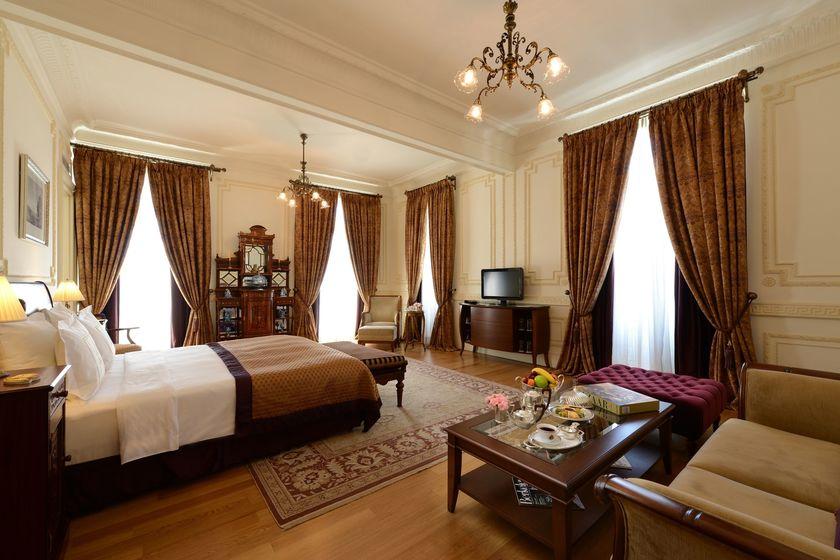 Pera Palace Hotel 1892, Istanbul