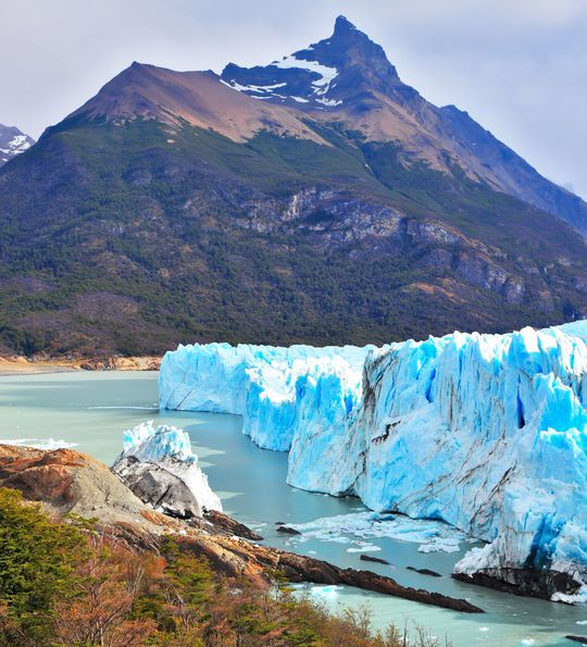 Perito Moreneo Glacier, Los Glaciares National Park, Argentina