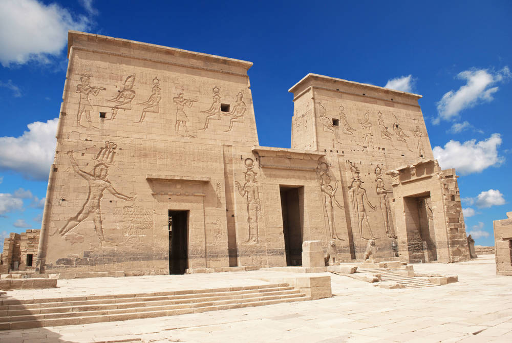Philae Temple, Egypt