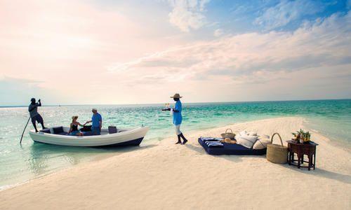 Picnic Island, Benguerra, Mozambique