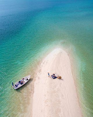 Picnic Island, Mozambique
