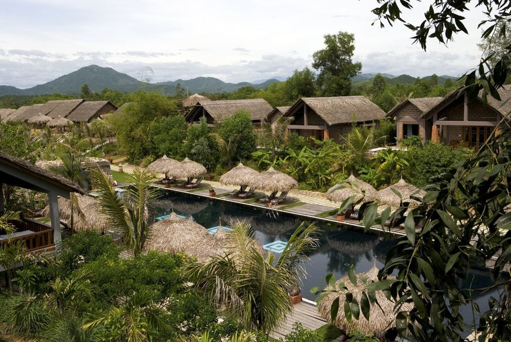Pilgrimage Village, Pilgrmiage Village, Hue, Vietnam