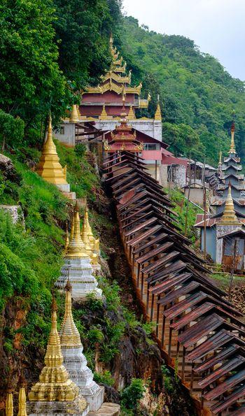 Pindaya Caves, Myanmar, Burma, Asia