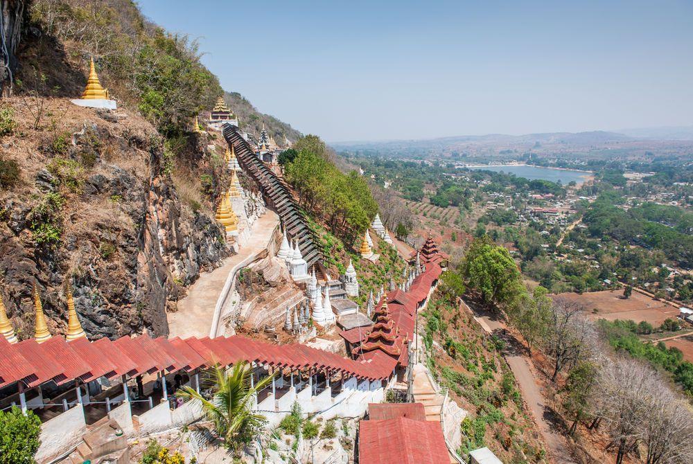 Pindaya natural caves, Shan Plateau, Myanmar