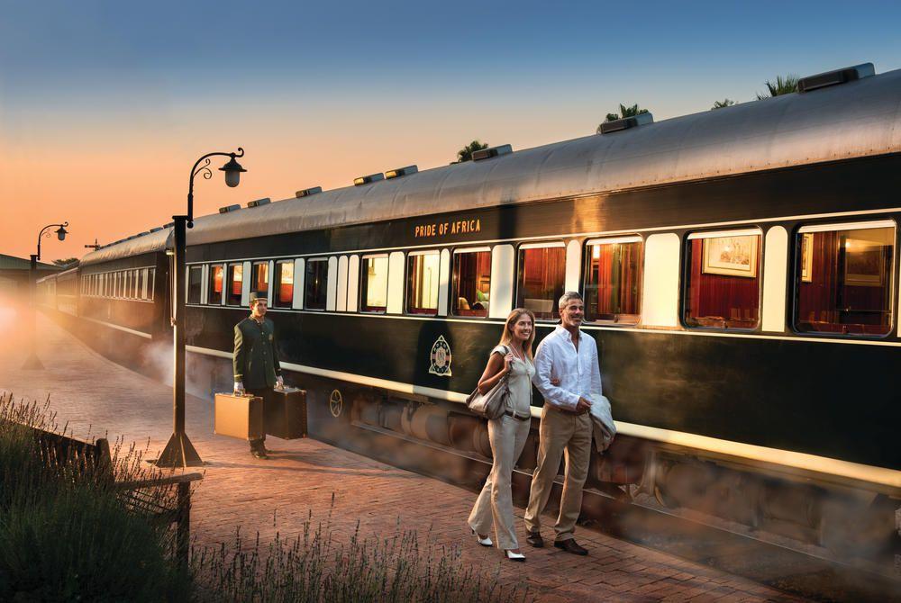 Platform, Rovos Rail