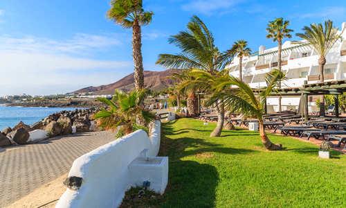 Playa Blanca, Lanzarote, Canary Islands