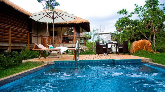 Plunge Pool, Ulagalla Villa, Ulagalla by Uga, Anuradhapura
