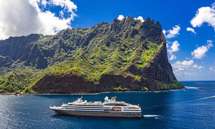 Polynesia, Ponant
