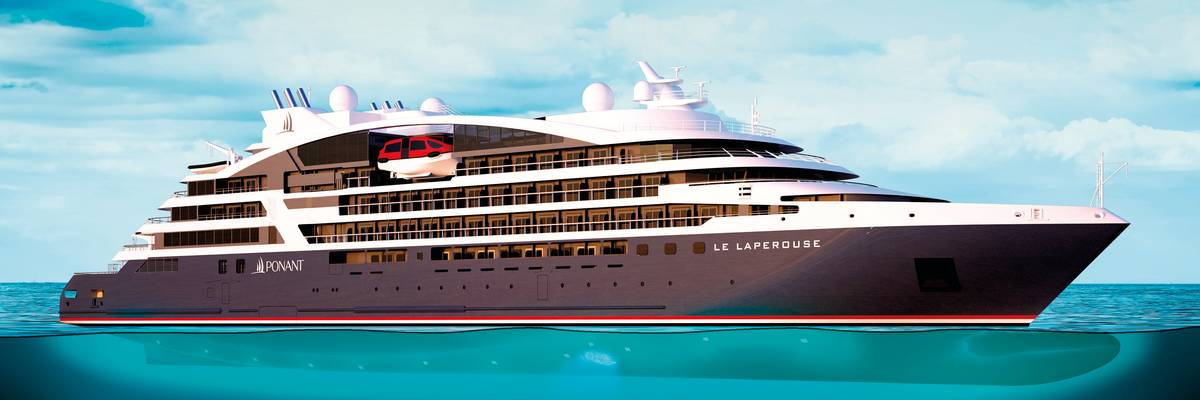 Le Lapérouse arrives in Norway