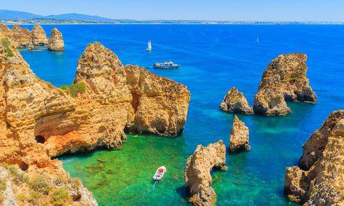 Ponta da Piedade, Algarve