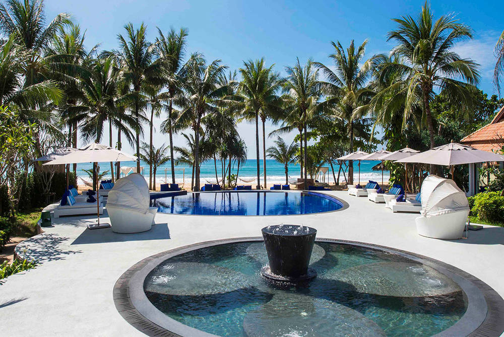 Pool, Akyra Beach Club Phuket, Thailand