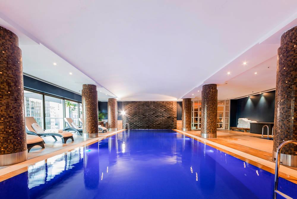 Pool, Amora Hotel, Jamison Sydney